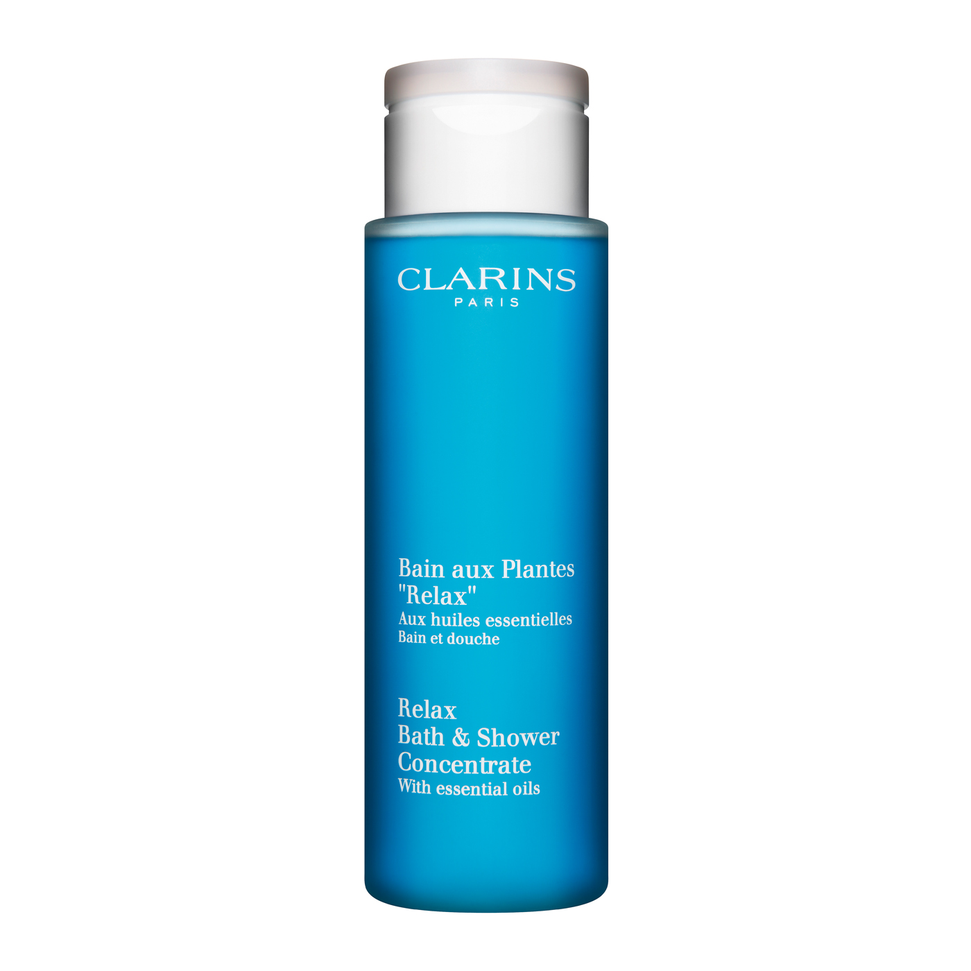 Relax Bath Amp Shower Concentrate With 100 Pure Plant Extracts Bath Amp Shower Clarins