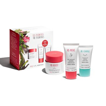 The My Clarins essentials