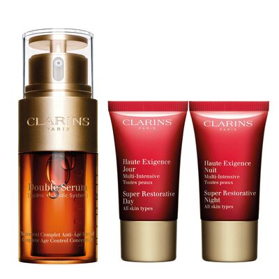 Anti-Ageing Program - Double Serum & Super Restorative