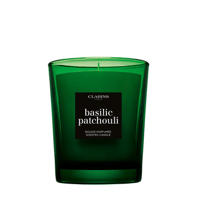 Bougie Basilic Patchouli
