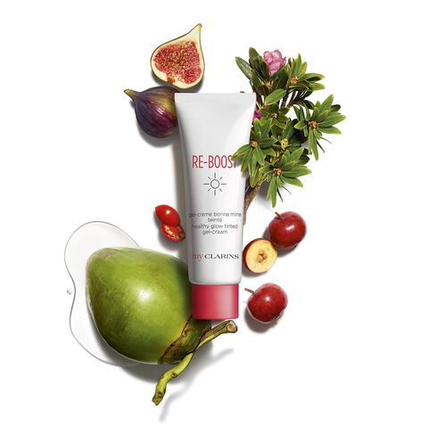 My Clarins RE-BOOST Healthy Glow Tinted Gel-Cream