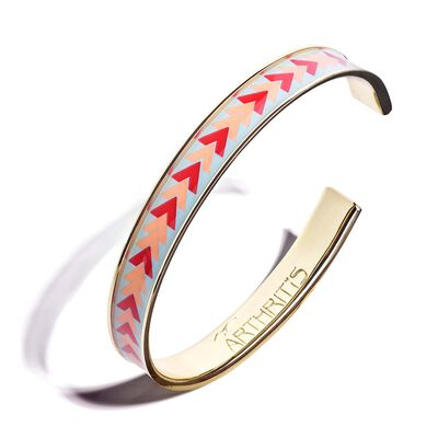 Enamel Arthritis Bracelet