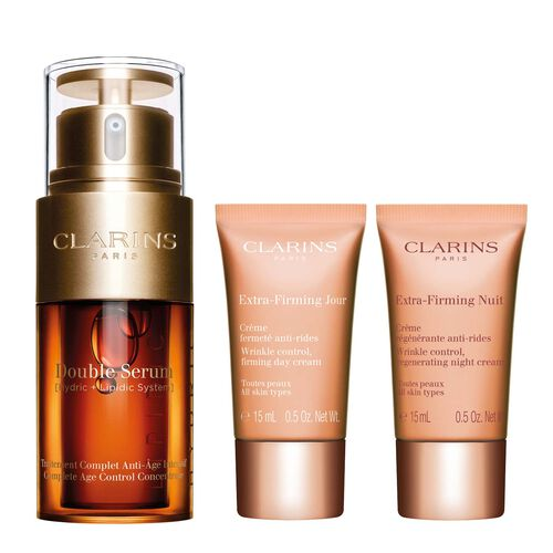 Double Serum & Extra-Firming Routine