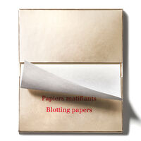 Mattifying papers