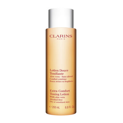 Extra-Comfort Toning Lotion Alcohol-Free