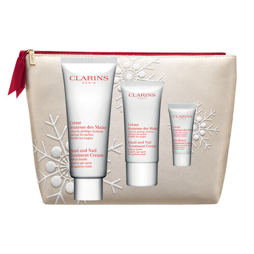 Hand and Nail Treatment Trio Collection