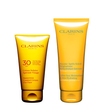 Sun Kit with Face Sunscreen SPF 30