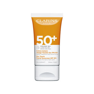 Dry Touch Facial Sunscreen SPF 50+