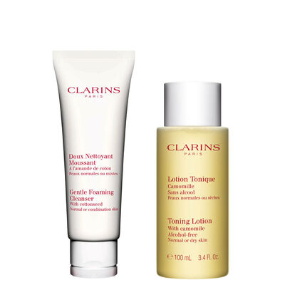 Cleansing Duo Kit - Normal to Dry Skin