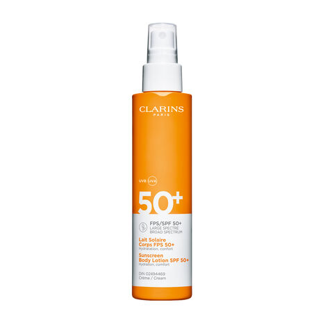 Sunscreen Body Lotion Spray SPF 50+