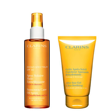 Sun Kit with Body Oil SPF 30