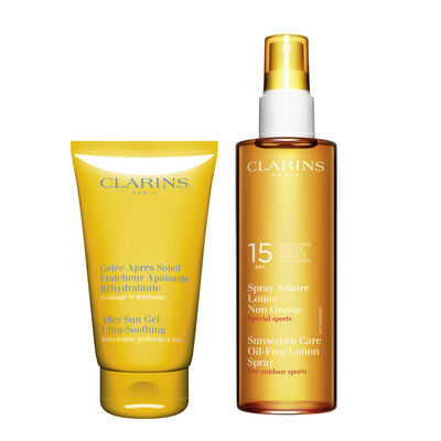 Sun Care Duo - Moderate Protection