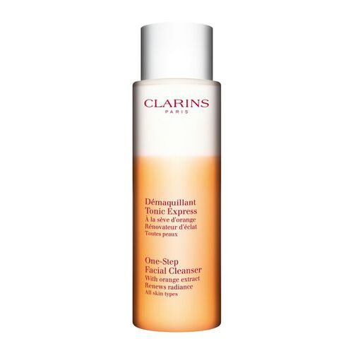 One-Step Facial Cleanser with Orange Extract