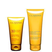 Kit Solaire avec Crème Visage FPS 30