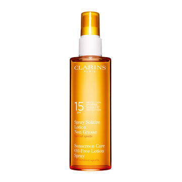 Spray Solaire Lotion Non Grasse FPS 15