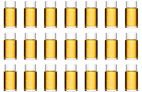 Images of tonic body treatment oils