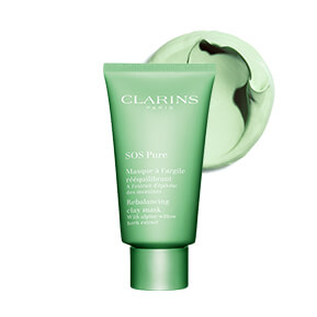 SOS Pure Rebalancing Clay Mask