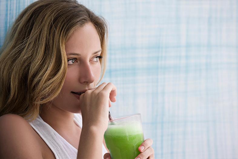 Skin Snack: Spirulina