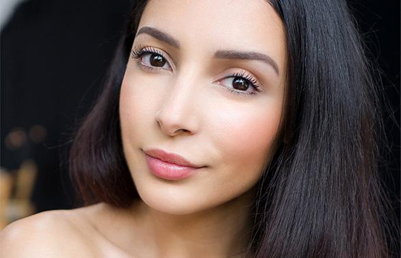 Le look maquillage de @sananas2106