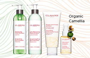 Clarins Hair Care Collection