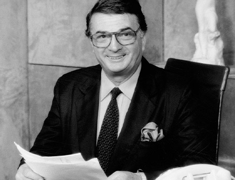 Jacques Courtin-Clarins, Founder