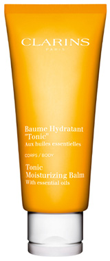 Toning Body Balm with 100% Pure Plant Extracts