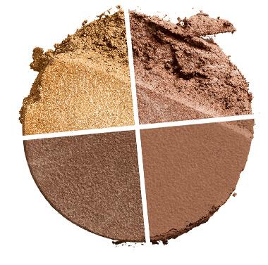 Brown sugar shading