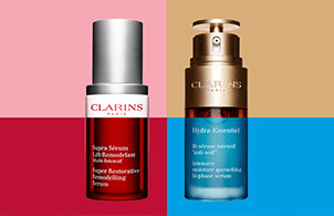 Serum Finder: Discover problem-solving and age-defying serums.