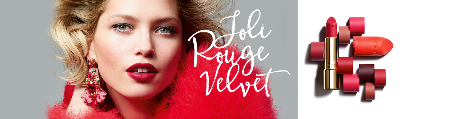 Shine in Matte! First came Joli Rouge and Joli Rouge Brillant – now there's Joli Rouge Velvet!