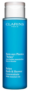 Clarins Earth Box Bath & Shower Concentrate