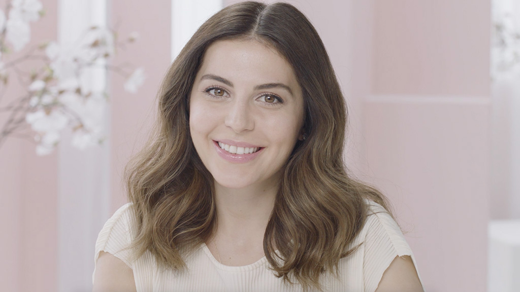 Le look maquillage de @SimplySona
