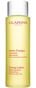 Lotion Tonique Camomille Peaux normales ou Drys