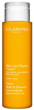 Tonic Bath & Shower Concentrate with 100% Pure Plant Extracts