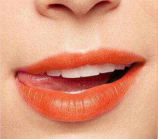 Lips Orange - 3