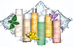 Cleansers with Alpine Herbs & Toning Lotions