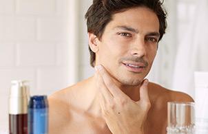 Men Skincare Diagnosis