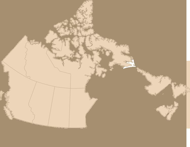 Carte des centres éloignés