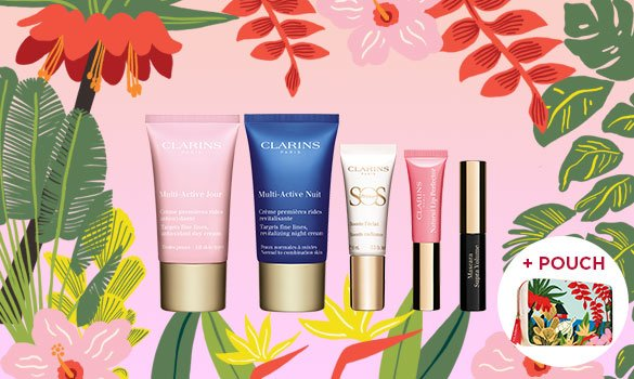 Summer Glow Getters - Your free gift
