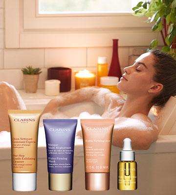 Holiday Pampering - Your free gift