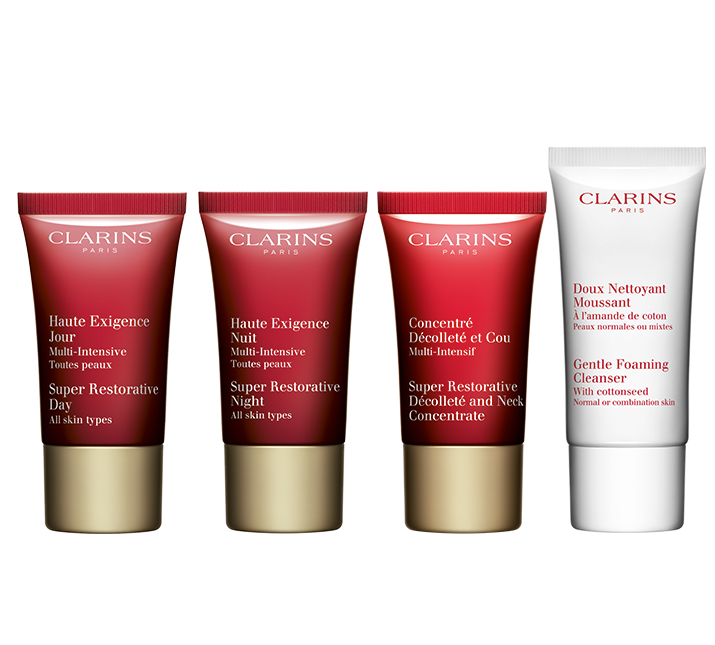 Special Offers at Clarins.com