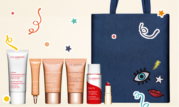 Happy Birthday, Clarins.com!