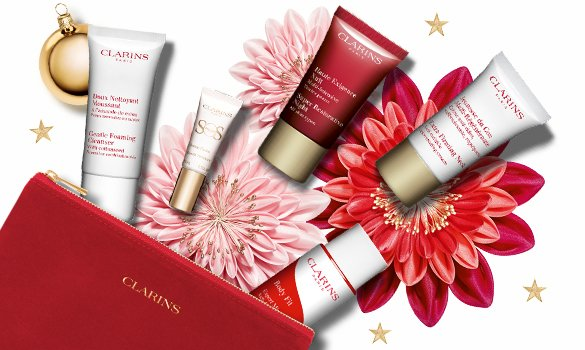 Happy Clarins Holidays
