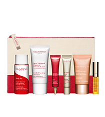 Clarins Beauty Icons