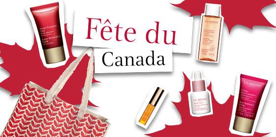 Canada Day Beauty Blast!