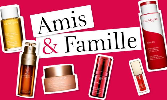 Amis & Famille - Pour un temps limité