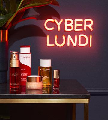 Cyber Lundi - Jusqu'à 25% de rabais